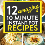 12 Amazing 10 Minute Instant Pot Recipes | The Bewitchin …