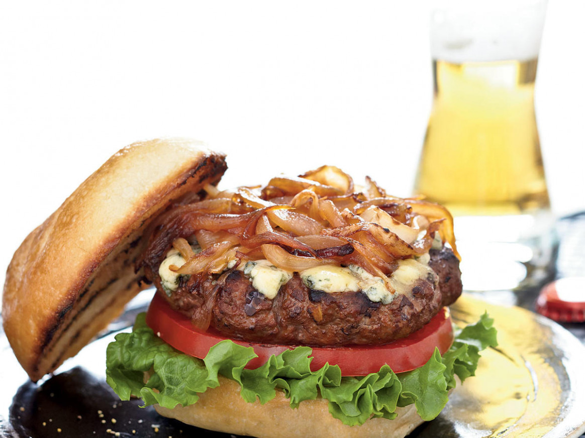 12 Better-for-You Burgers for Your Backyard Barbecue ...