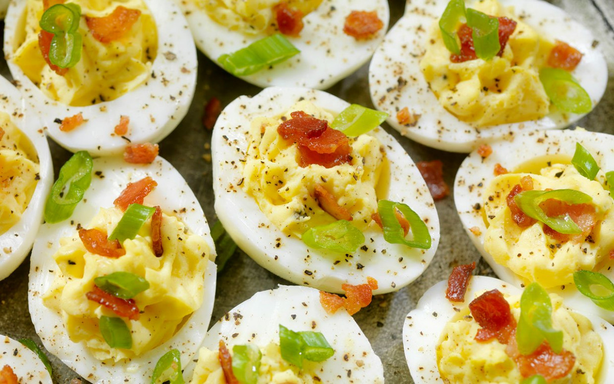 12 Deviled Egg Recipes From Celebrity Chefs For Your Easter …