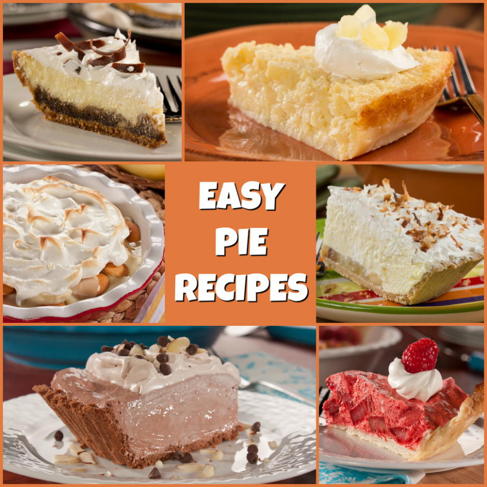 12 Easy Diabetic Pie Recipes | EverydayDiabeticRecipes.com