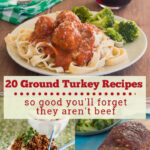 12 Ground Turkey Recipes So Good You'll Forget They Aren't …