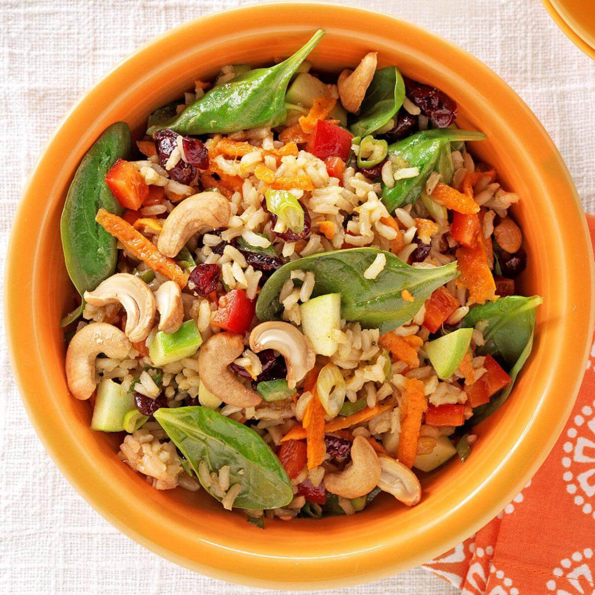 12 Healthy Brown Rice Recipes Loaded With Flavor | Taste Of Home