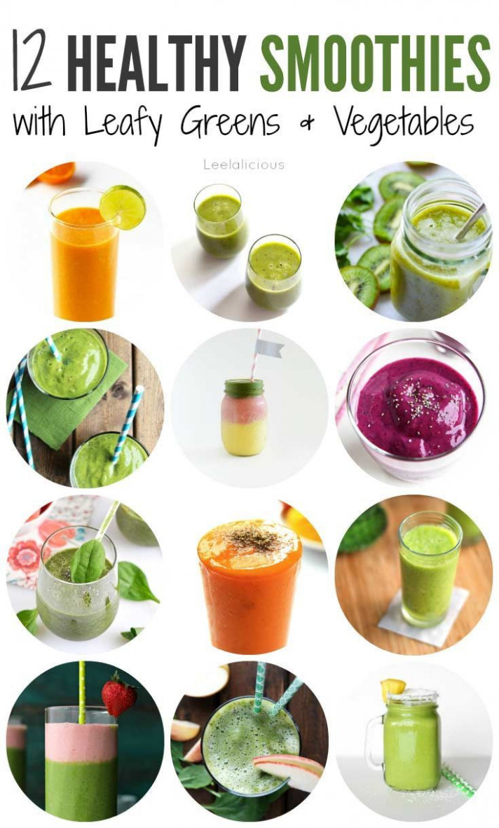 recipes-healthy-smoothies