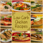 12 Low Carb Chicken Recipes For Dinner …