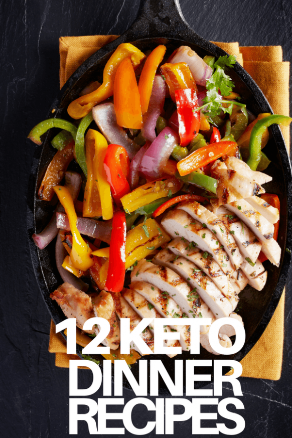 12 Quick Keto Dinner Recipes For Those Nights When You …