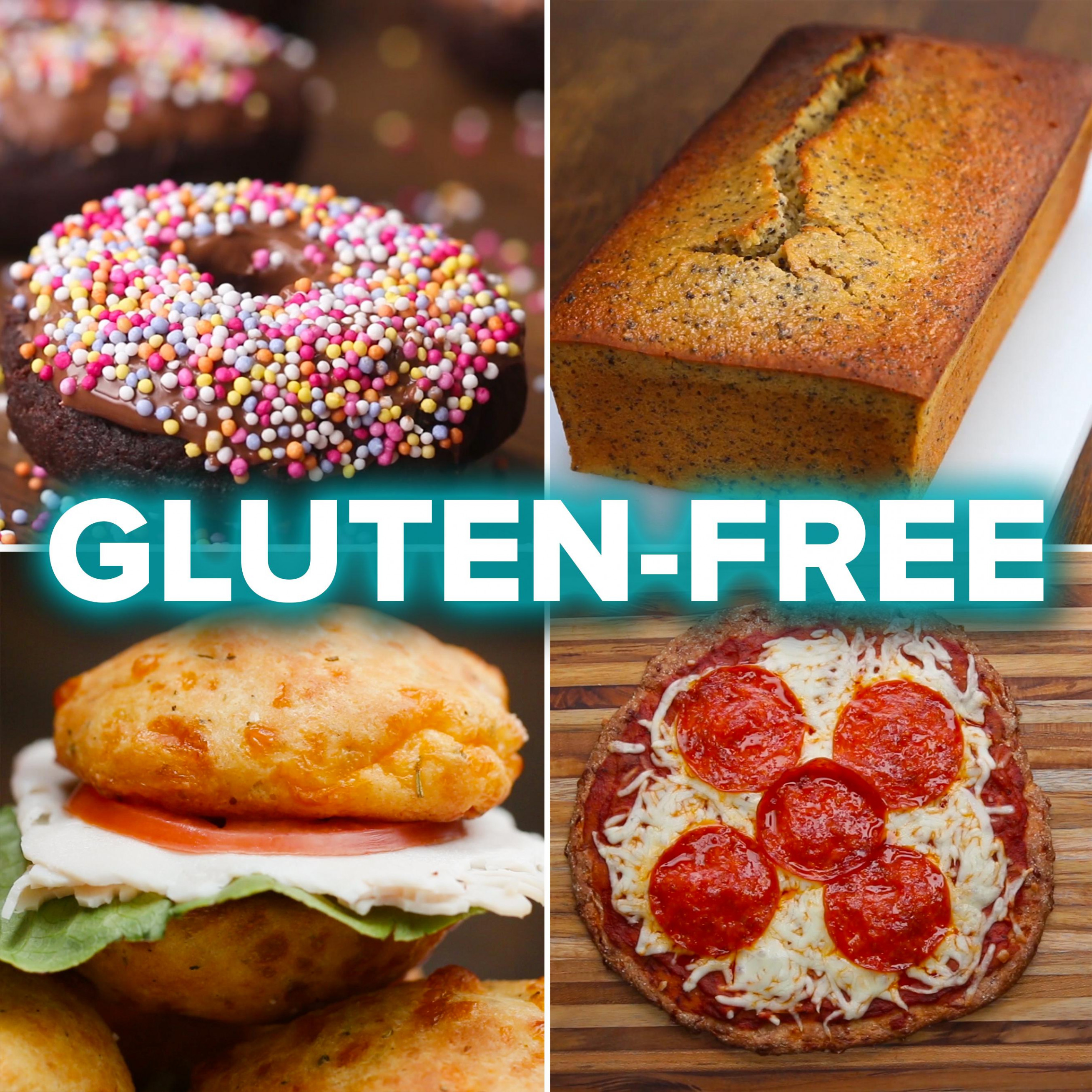 12 Satisfying Gluten-Free Recipes
