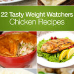 129 Best Images About Weight Watchers Meal Ideas On Pinterest