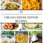 13 CREAM CHEESE DINNER RECIPES – Mommy Moment