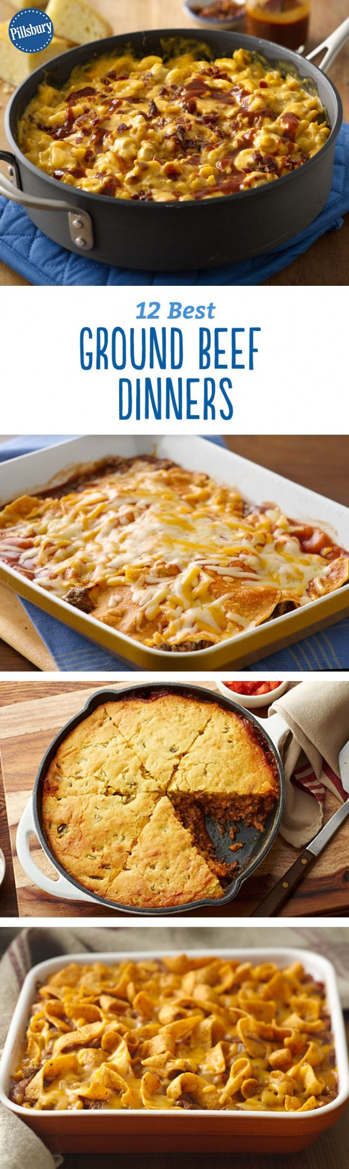 14 Best Ground Beef Dinners | Dinner Recipes | Dinner with ...