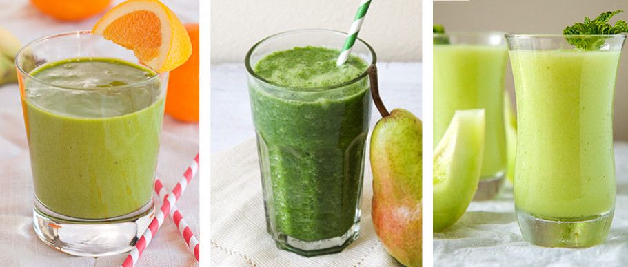 14 Deliciously Healthy Green Smoothie Recipes | Daily Burn