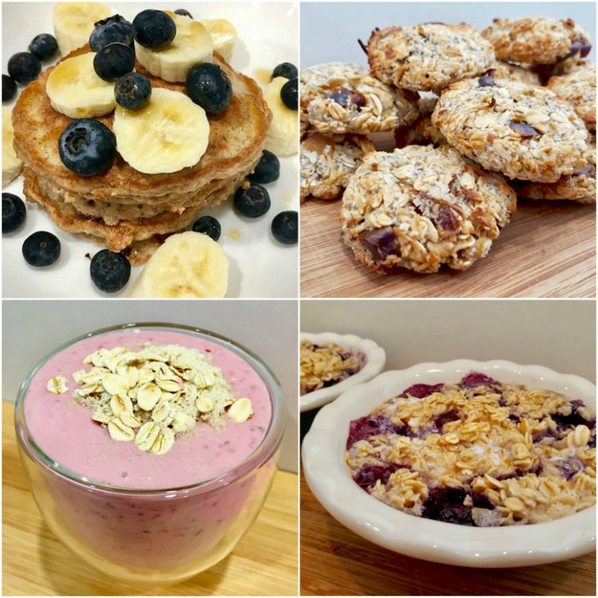 14 healthy and filling oat recipes that will get you ...