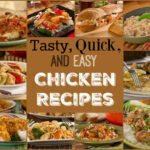 14 Tasty, Quick & Easy Chicken Recipes | MrFood