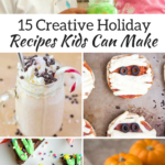 15 Creative Holiday Recipes Kids Can Make – Step Stool Chef