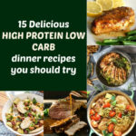 15 Delicious High Protein Low Carb Dinner Recipes You …