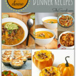 15 Divine Pumpkin Dinner Recipes – SheSaved®