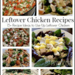 15 Healthy Leftover Chicken Recipes