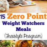 15 Zero Point Weight Watchers Meals (Freestyle Program …