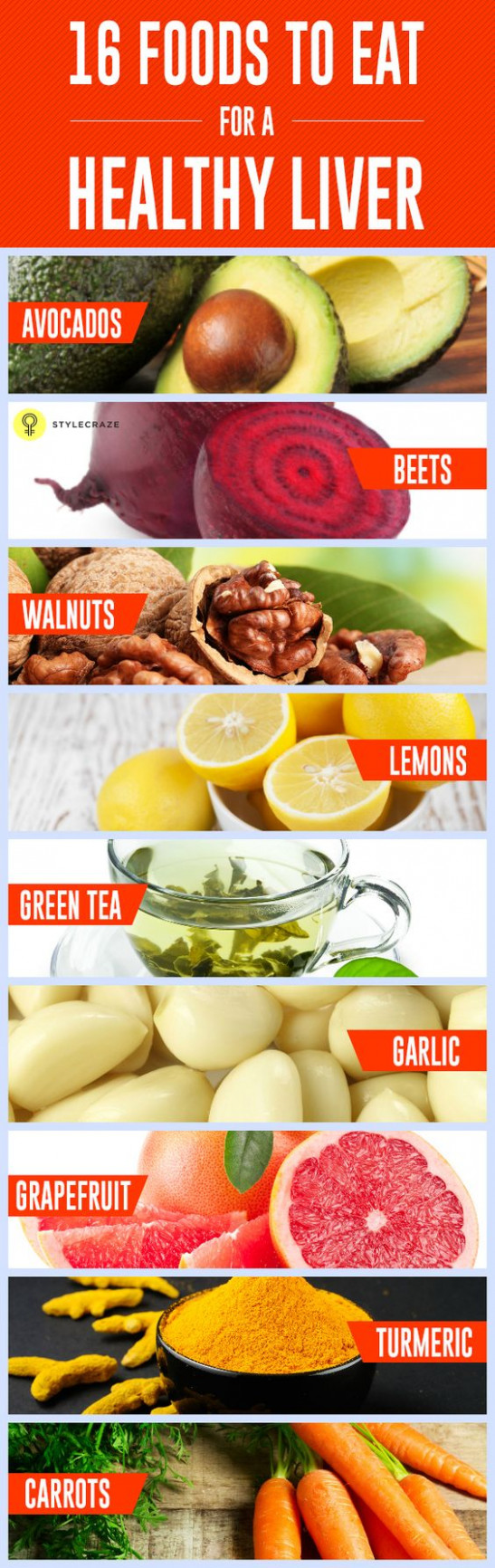 16 Foods To Eat For A Healthy Liver | Spinach pasta ...