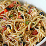 17 Best Ideas About Cold Spaghetti Salad On Pinterest …