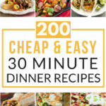 17 Best Ideas About Easy Meals For Two On Pinterest …