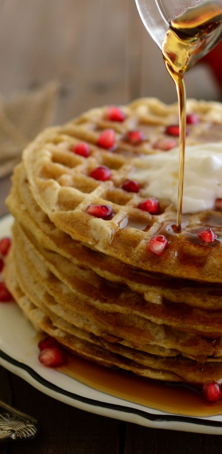 17 Best ideas about Oatmeal Waffles on Pinterest | Waffle ...