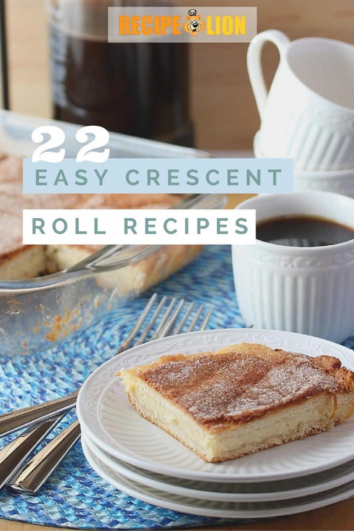 17 Best images about Crescent Roll Recipes on Pinterest ...
