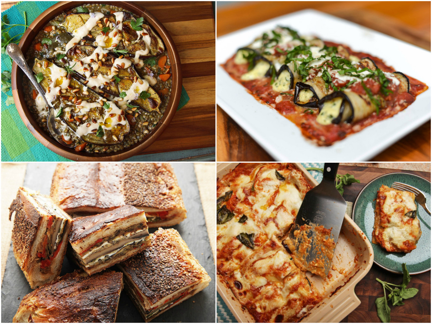 17 Delicious Eggplant Recipes That Everyone Will Love …