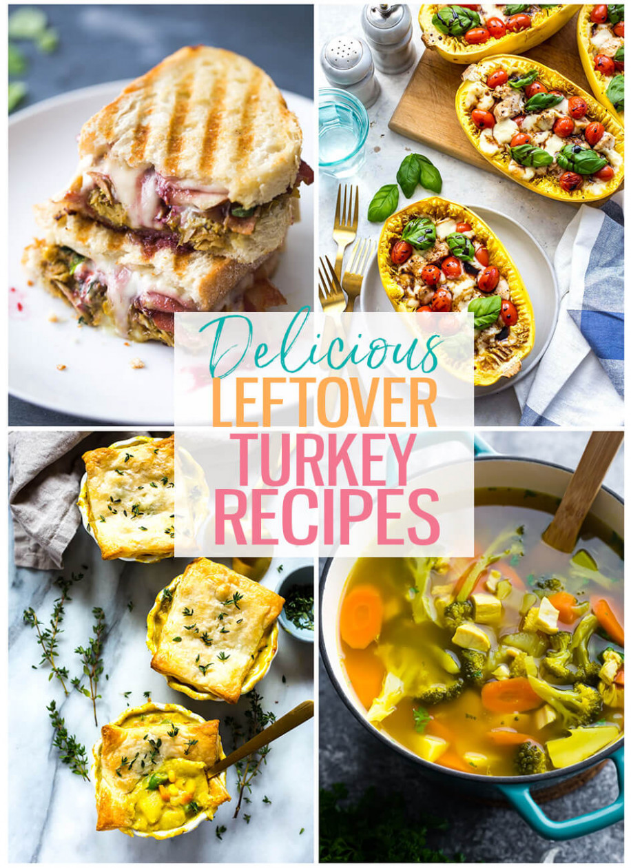 17 Delicious Leftover Turkey Recipes - The Girl on Bloor