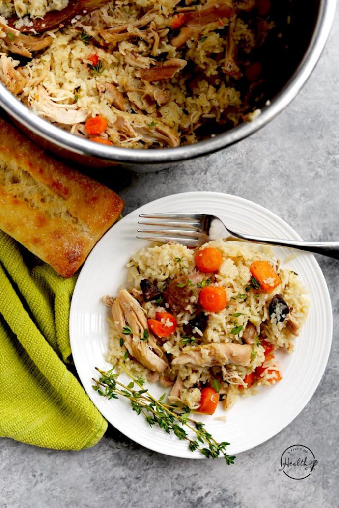 17 Easy Instant Pot Chicken Recipes That'll Save You So ...
