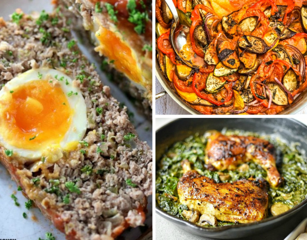 17 Easy Low Carb Dinner Recipes Perfect to Help You Lose ...