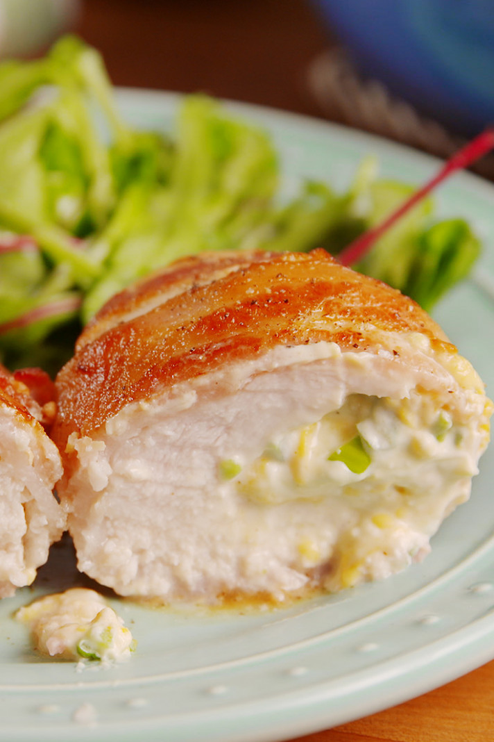 17 Easy Stuffed Chicken Breast Recipes That are Easy and ...