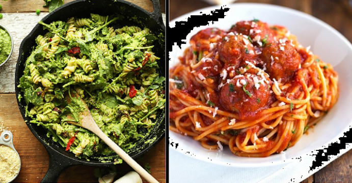17 Pasta Recipes For When You're Trying To Be Healthy