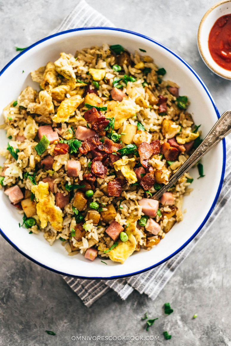 17 Recipes To Make With Leftover Ham | Foodiecrush