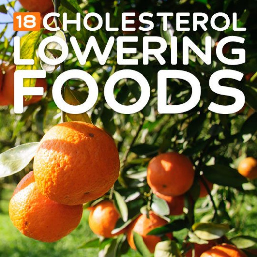 18 Cholesterol Lowering Foods For Heart Health | Health …