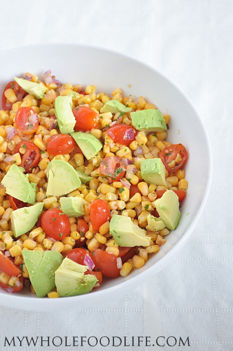 18 Quick and Healthy Salad Ideas - My Whole Food Life