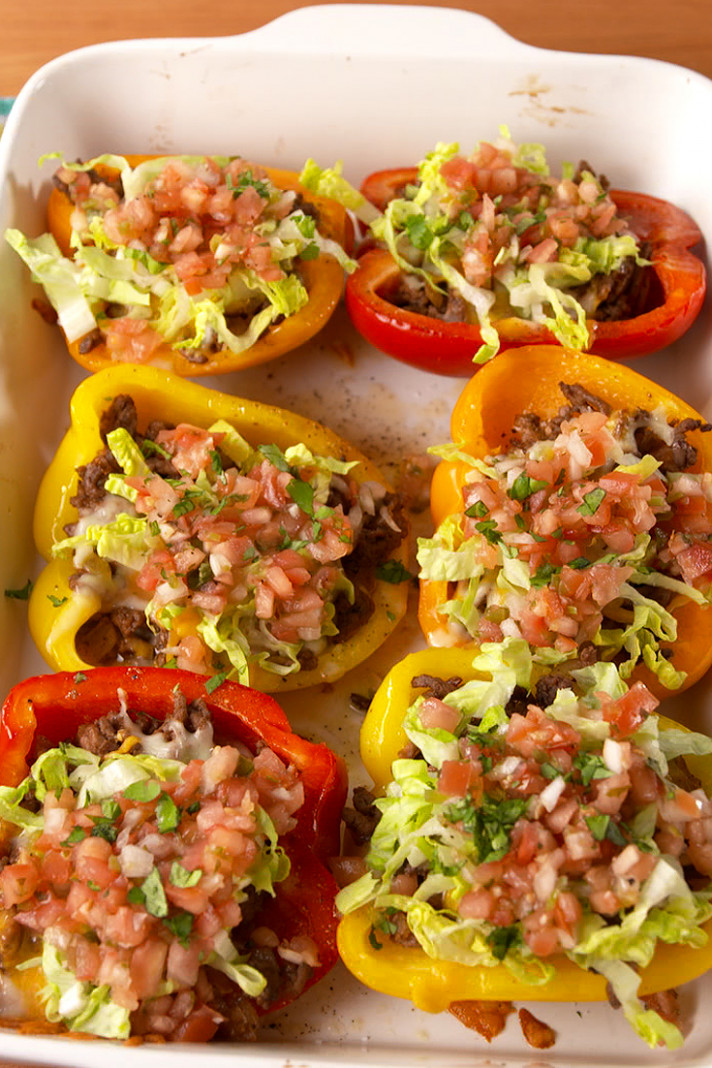 20 Best Healthy Mexican Food Recipes —Delish