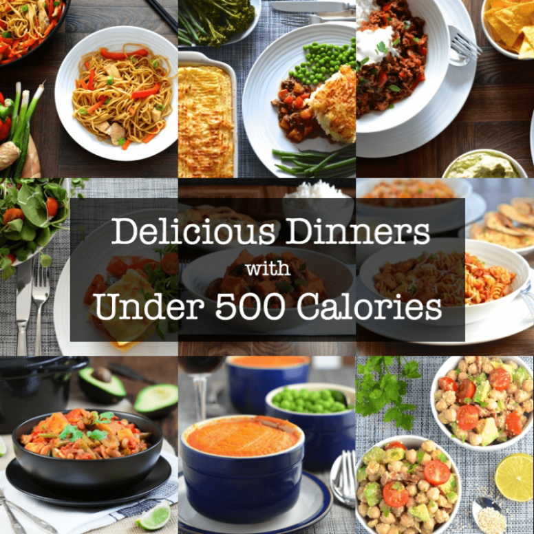20+ Delicious Dinners with Under 500 Calories | Charlotte ...