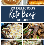 20 Delicious Keto Beef Recipes | Kasey Trenum