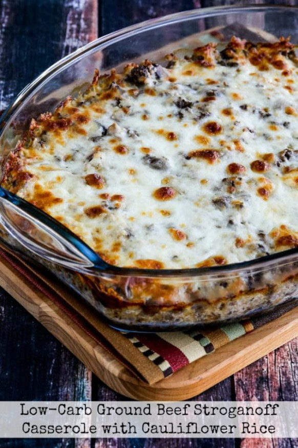 20+ Delicious Low Carb And Keto Casserole Recipes – Kalyn …