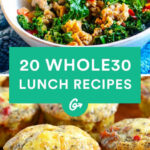 20 Easy and Tasty Whole30 Lunch Recipes | Paleo is the way ...