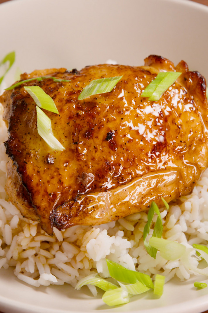 20 Easy Chicken Thigh Recipes - How to Cook Healthy ...