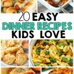 20 Easy Dinner Recipes That Kids Love | For Kids, Kid And …