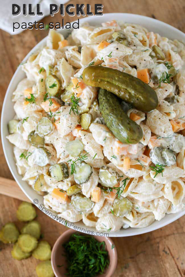 dill-recipes-pasta