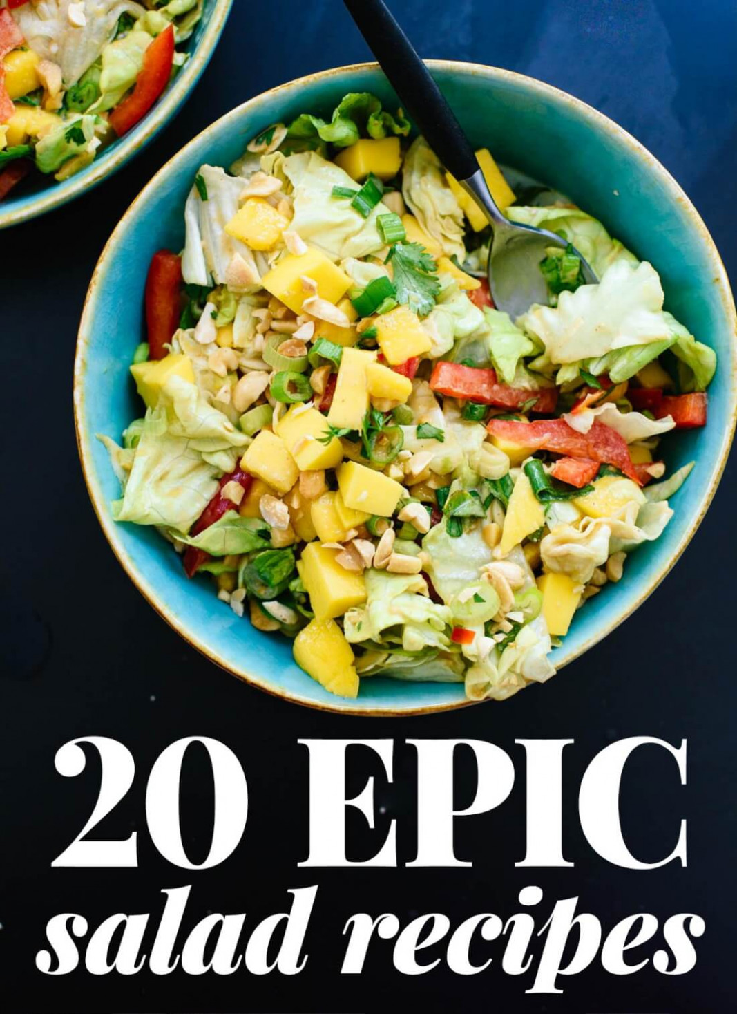 20 Epic Salad Recipes - Cookie and Kate
