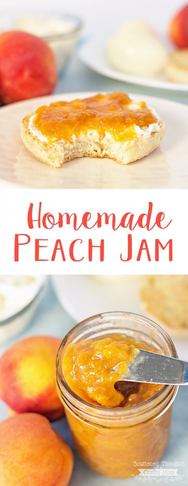 20 Great Peach Recipes You Have To Try | Canning stuff ...