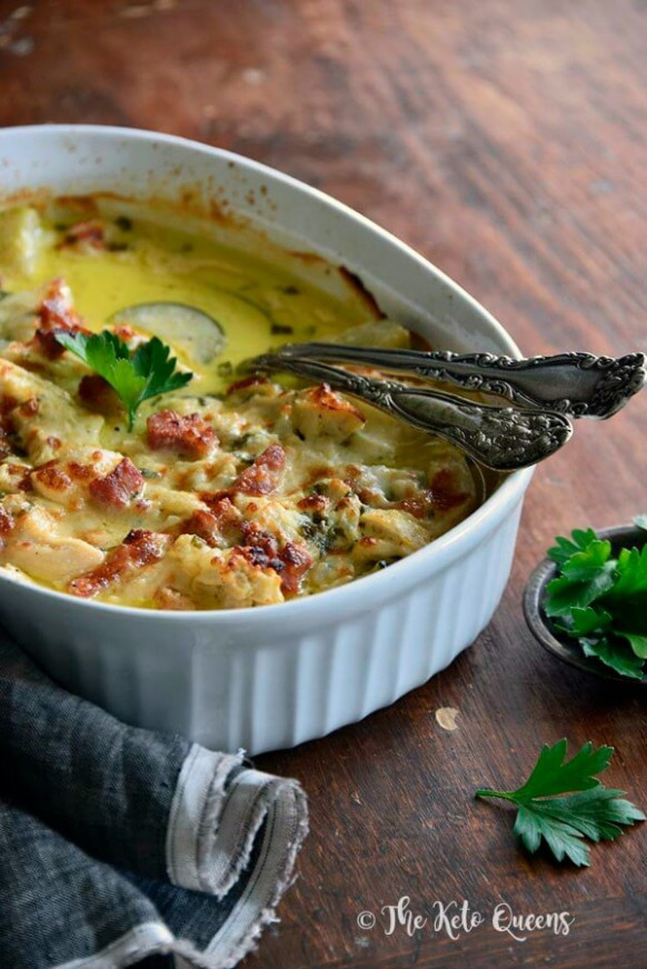 20 Healthy and Delicious Low Carb Casseroles - The Girl on ...