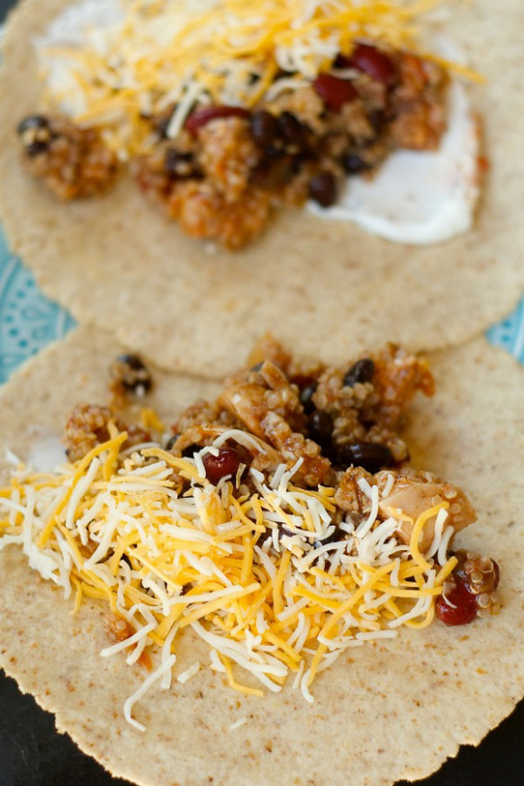 20 Healthy Recipes Using Shredded Chicken - Aggie's Kitchen