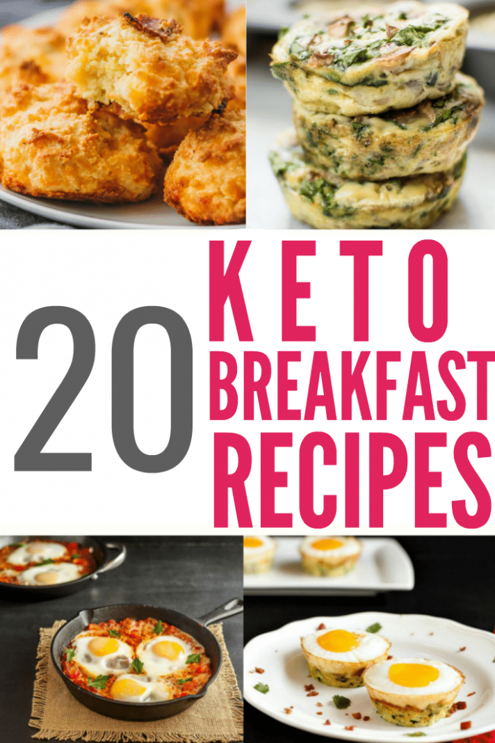 20 Keto Breakfast Recipes Recipes - Fabulessly Frugal