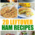20 Leftover Ham Recipes | Momma Lew | Pinterest | Leftover …