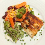 2013 Kids's State Dinner Winning Recipe: Pan Seared Mississippi Catfish On A Bed Of River Rice